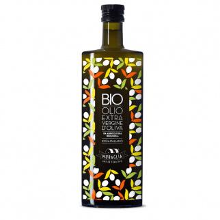 Olio Extra Vergine di Oliva Essenza Biologico Muraglia 500 ml