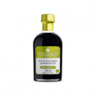 Biologischer Balsamico Essig aus Modena IGP Acetomodena 250 ml