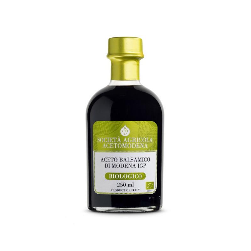 Organic Balsamic Vinegar of Modena PGI  Acetomodena