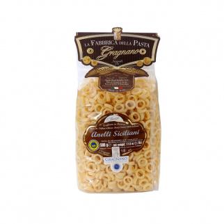 Anelli Siciliani - Gragnano Pasta IGP 500 gr