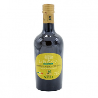 Aceite de Oliva Virgen Extra Monocultivar La Bosana 500 ml