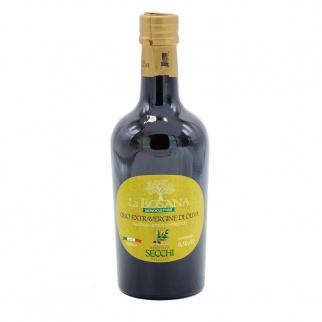 Huile d'Olive Extra Vierge Monovariétale La Bosana 500 ml