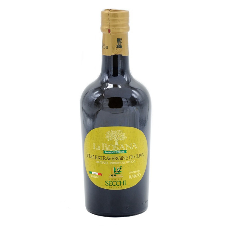 Olio Extra Vergine di Oliva Monocultivar La Bosana