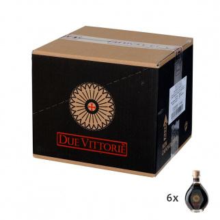 Vinagre Balsámico de Modena IGP Oro Due Vittorie 500 ml x 6