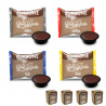 Borbone tasting kit : 200 assorted blend capsules compatible with Lavazza a Modo Mio*