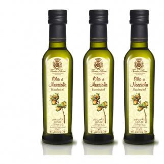 Tris Hazelnut Oil 250 ml x 3