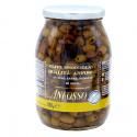 Olive Snocciolate Riviera Qualità Anfosso in Olio Extra Vergine di oliva