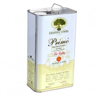 Extra Virgin Olive Oil Primo Fine Quality Cutrera 3 lt