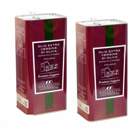 Extra Virgin Olive Oil Delicate 5 lt x 2