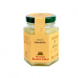 Miel d'Amandier Abeille Noire Sicilienne 100 gr