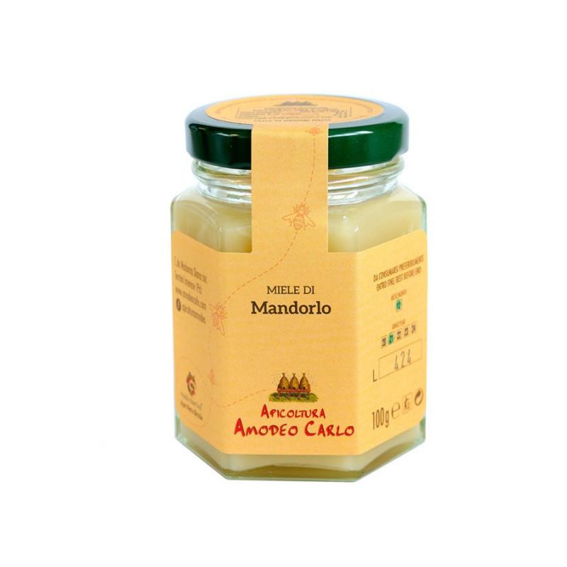 Miel d'Amandier - Abeille Noire Sicilienne