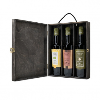 Box Galantino Extra Virgin Olive Oil Selection 500 ml x 3