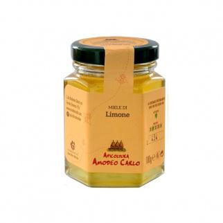 Zitronenhonig Sizilianische Schwarzbiene 100 gr