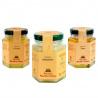 Tris Amodeo Carlo Honeys: Lemon, Almond, Thyme