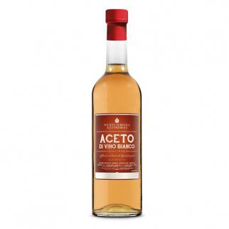 Vinaigre de Vin blanc vieilli en fûts de bois 500 ml