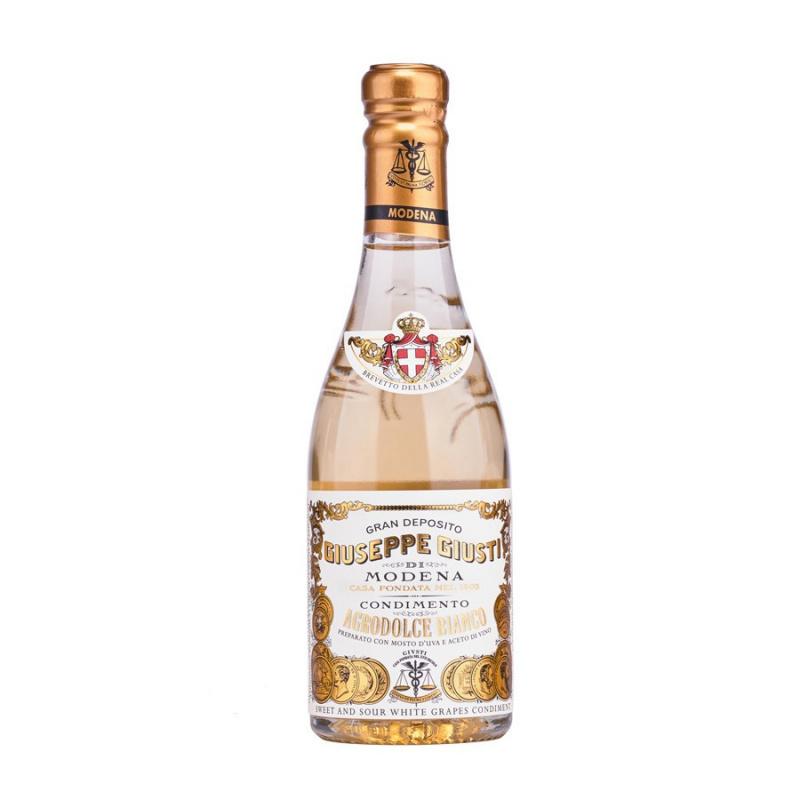 Condiment aigre-doux blanc 250 ml