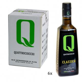 Olio Extra Vergine di Oliva Classico 500 ml x 6