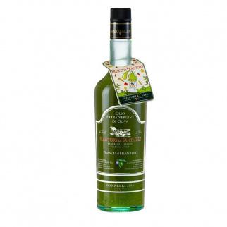 Extra Virgin Olive Oil Novello Fresco di Frantoio Santa Téa 500 ml