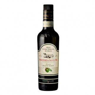 Huile d'Olive Extra Vierge Récolte Olives Vertes 500 ml