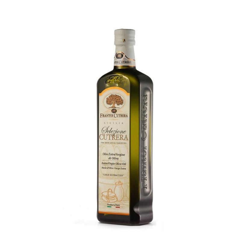Huile d'Olive Extra Vierge Selezione Cutrera 500 ml