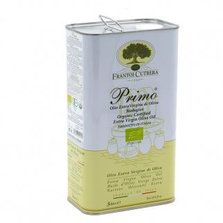 Biologisches Natives Olivenöl Extra Primo Cutrera 3 lt