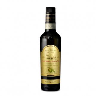 Organic Extra Virgin Olive Oil Monocultivar Frantoio 500 ml