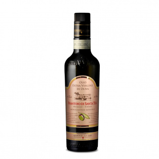 Huile d'Olive Extra Vierge Monovariétale Moraiolo 500 ml