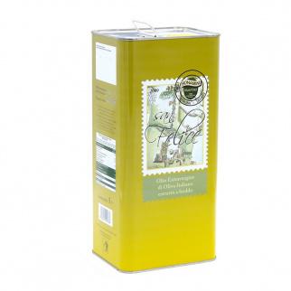 Extra Virgin Olive Oil San Felice Bonamini 5 lt