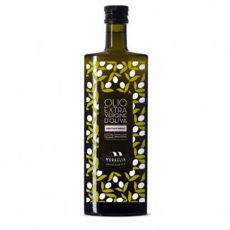 Essenza Aceite de Oliva Virgen Extra Monovarietal Peranzana Frutado Medio 500 ml
