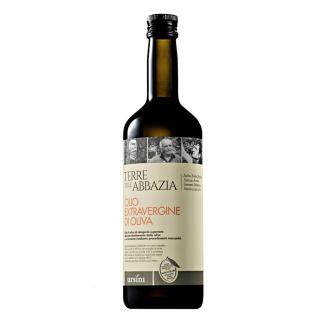 Huile d'Olive Extra Vierge Terre dell'Abbazia 750 ml