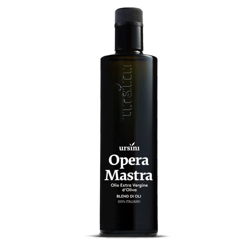 Olio Extra Vergine di Oliva Opera Mastra 500 ml