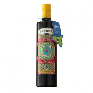 Huile d'Olive Extra Vierge Barbera Sicilia IGP 750 ml