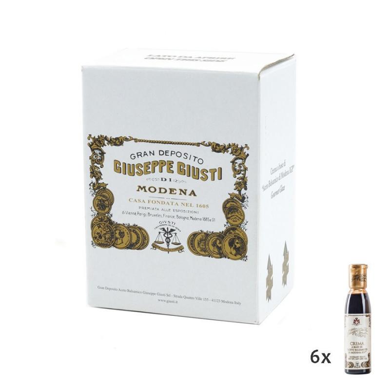 Crème à base di Vinaigre Balsamique de Modène IGP 150 ml x 6