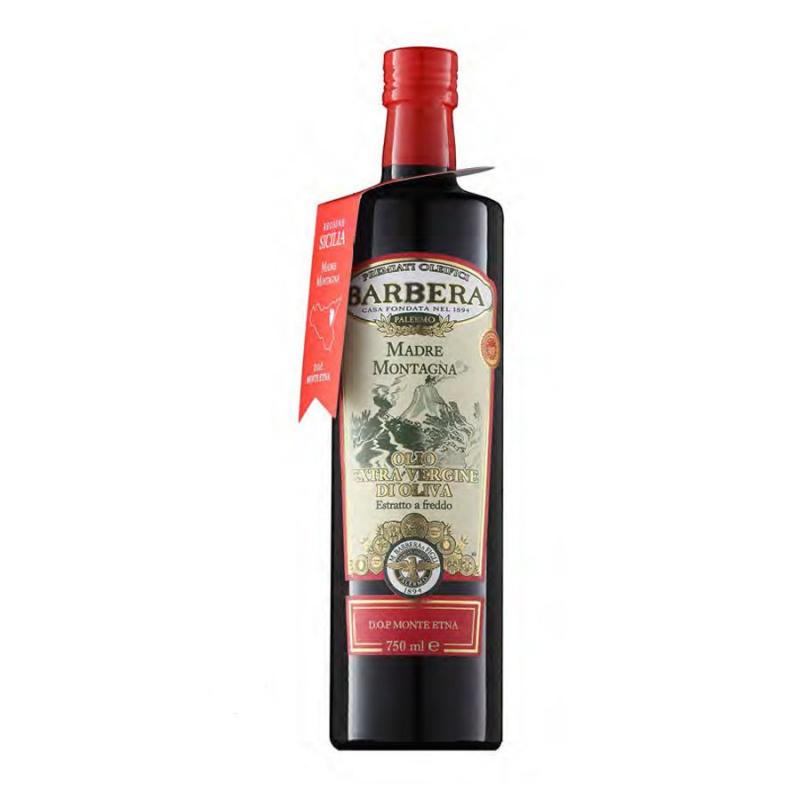 Olio Extra Vergine di Oliva Madre Montagna DOP Monte Etna 750 ml