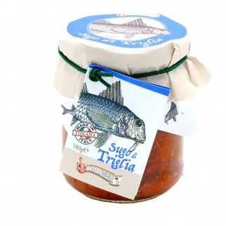 Mullet Sauce 180 gr