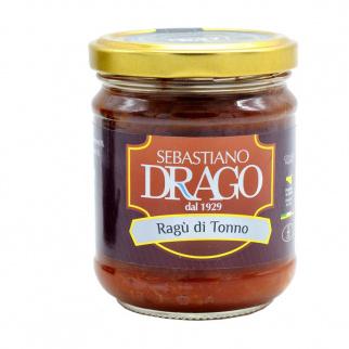 Sauce au Ragoût de Thon 190 gr