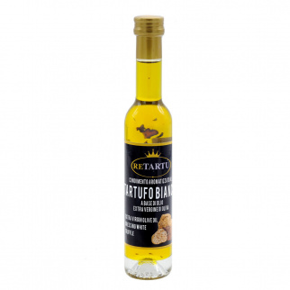 White Truffle flavoured condiment with Extra Virgin Olive Oil 100 ml