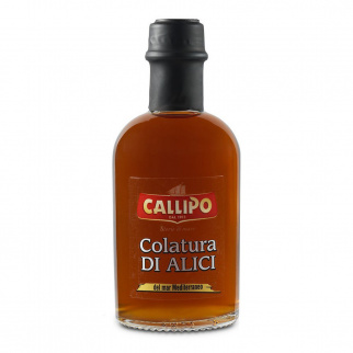 Mediterranean Sea Anchovy Extract 100 ml