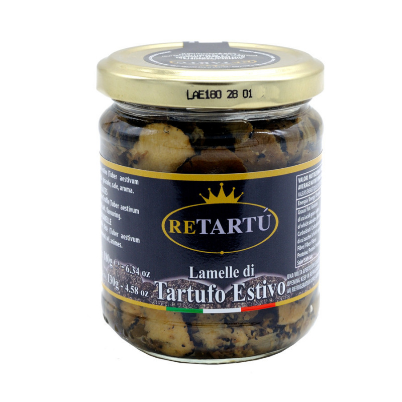 Lamelle di Tartufo Estivo 180 gr