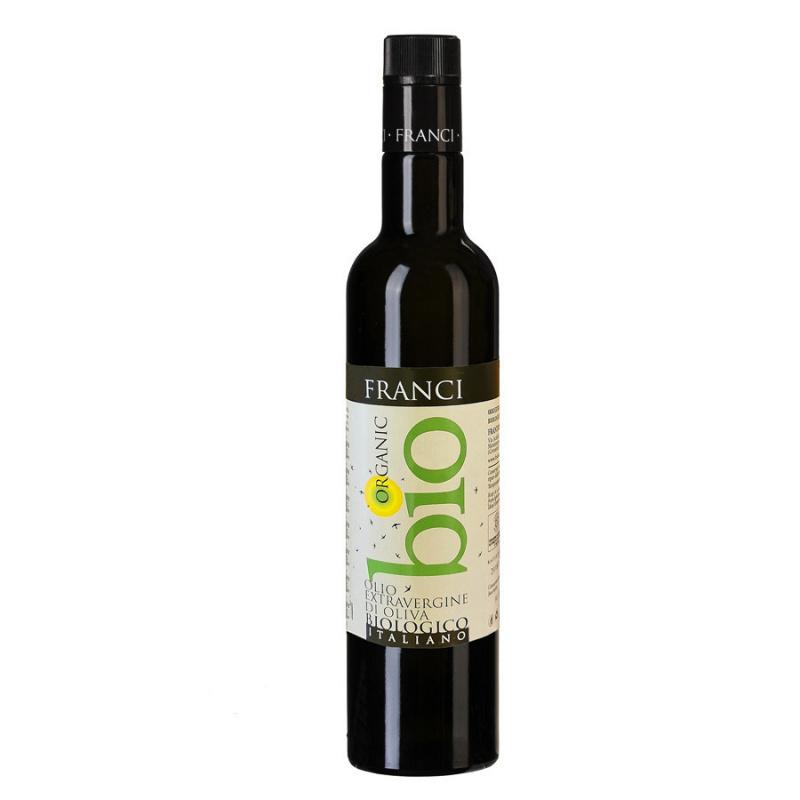 Huile d'olive Extra Vierge Bio Franci