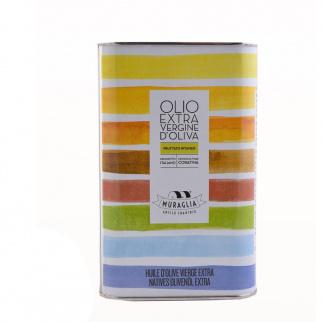 Muraglia Intense Fruity Extra Virgin Olive Oil 5 lt