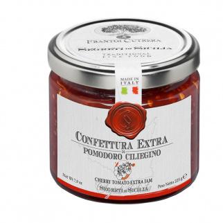 Kirschtomaten Konfitüre Extra 225 gr