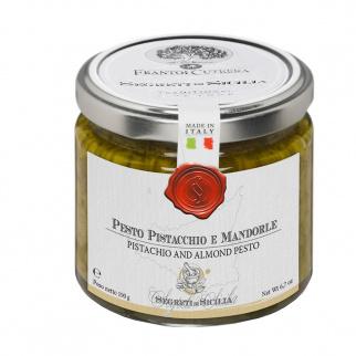Pesto aux Pistaches et Amandes 190 gr