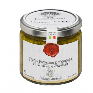 Pistachio and Almond Pesto 190 gr