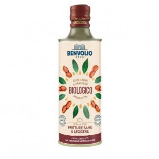 Biologisches Erdnussöl 500 ml