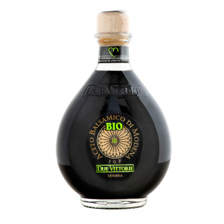 Organic Balsamic Vinegar of Modena PGI Due Vittorie Oro 500 ml