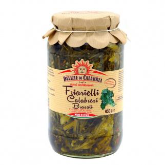 Friarielli Calabrian Broccoli 950 gr