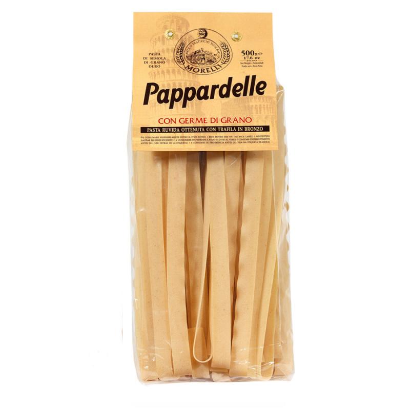 Pappardelle Pâtes au Germe de Blé 500 gr