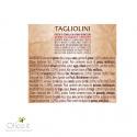 Tagliolini al Tartufo con Germe di Grano 250 gr
