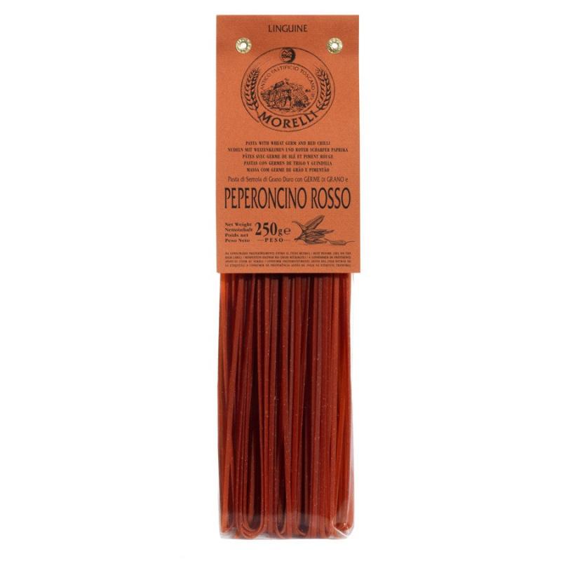 Linguine al Peperoncino Rosso 250 gr